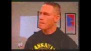 John Cena Преди Royalrumble 2007