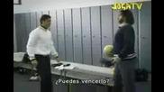 Cristiano Ronaldo vs Ronaldinio