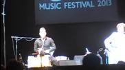 Goran Bregovic - Tango - (LIVE) - (Villa Arconati Music Festival 2013)