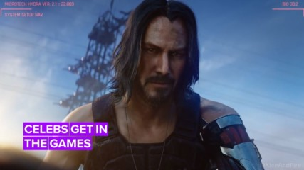 5 celebrities who have their own video game avatars