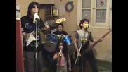 Хлапета Свирят Парче На Iron Maiden