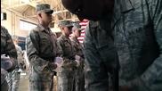 Тест за психологическото равновесие на американските войници