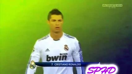 Cristiano Ronaldo 2011 Im awesome !!! Are u awesome 2 ?!