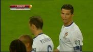 Кристиано Роналдо се репчи наред