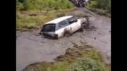 Off - Road Range Rover