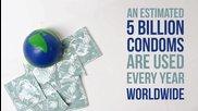 9 факта за презервативите, които да опаковат главата ви