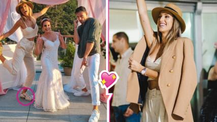 Алекс Петканова ожени братовчед си по... маратонки! Феновете ѝ онлайн влязоха в лют спор