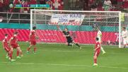 Дания наниза трети гол във вратата на Русия