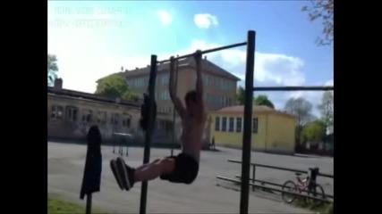 The Ssc Street Fitnes