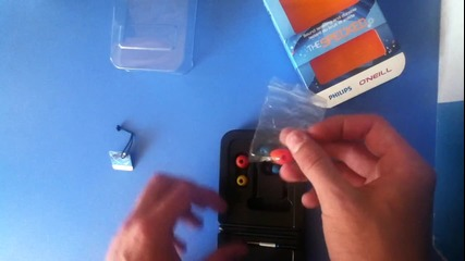 Philips O`neill The Specked - Unboxing