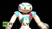 UK: Meet 'Bob', the first ever ROBOT to give a Ted Talk