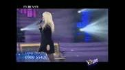 Vip dace - Сашка Васева изпя ретро си Георги в шоуто