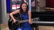 Violetta- Francesca canta ¨algo Se Enciende¨ (ep 77 Temp 2)