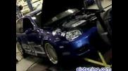 Speed Test Golf r 32