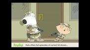 Family Guy - Stewie И Brian В Армията