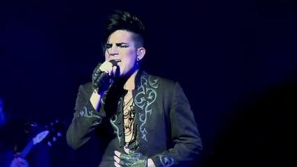 Adam Lambert - Sleepwalker (glam Nation Live)