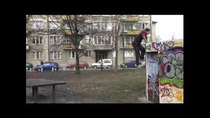 Freerun - Благо & Милко (sjc)