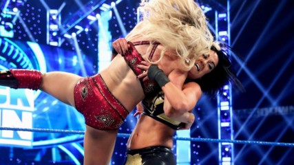 Charlotte Flair vs. Bayley – SmackDown Women's Championship Match: SmackDown, Oct. 12, 2019