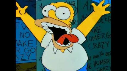 The Simpsons - Сезон 7 Епизод 10