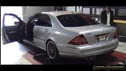 Mercedes - Benz S 600 Amg V12 Dyno - Test