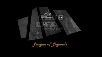 League of Legends Thug Life #1