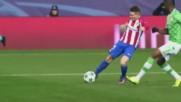 Атлетико Мадрид 2 - 0 Псв ( шампионска лига ) ( 23/11/2016 )