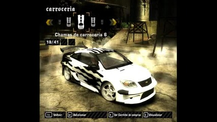 Nfs most wanted tuning