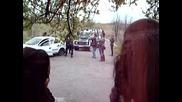 Демонстрация на полицаите от Одп Бургас