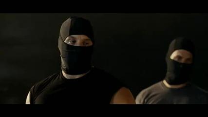 Звездата Вин Дизел представя трейлъра на филма си Бързи и Яростни 5 (2011) / Бг Субс