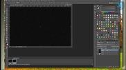 Быстрое создание анимации дождя в Photoshop Cs 6