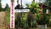 Кортни и Скот посещават парк за динозаври в Коста Рика | Keeping Up with the Kardashians, 13x9