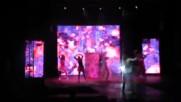 Веселин Маринов - представяне на албума Представи си в Летния театър Варна част 1