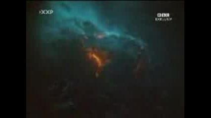 Изригване На Вулкан Под Водата