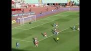 Кристовао Рамос вкарва победен гол в дербито