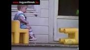 Инциденти с малки дечица ...