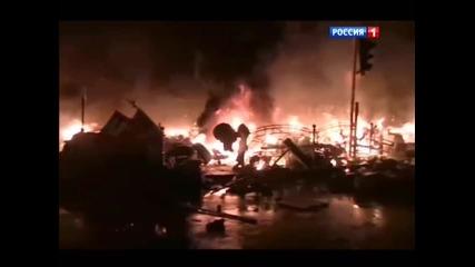 Киев 2014 - февруарска хроника
