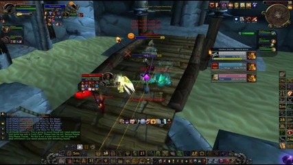 Sacredheals 3v3 Kitty Cleave Vs Shatterplay (world of Warcraft Gameplay Pvp)