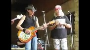 Krupka Blues Band from Sofia Bulgaria Live In Horrenberg Germany
