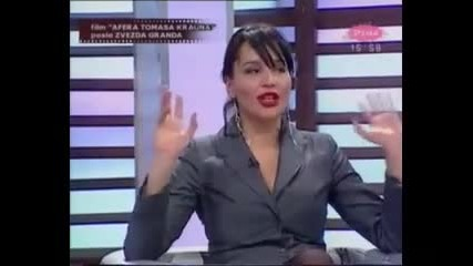 Tanja Savic - Vi pitate 22.2.2009. - 4-7 RTV Pink