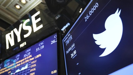 Twitter Beats Earnings, But Sees Little to Now Growth Where It Matters