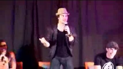 Damon's dance...