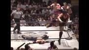 Sami Callihan, Shinobu, Takeda vs Ryuji It 30.07.2012 Bjw