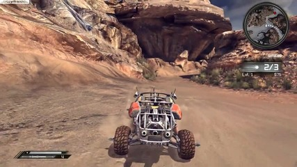 Rage on Ultra Nightmare - част 02 ( В ), Race 1st of all in the Buggy class