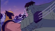 Wolverine and the X-men - 1x07 - Wolverine vs. the Hulk