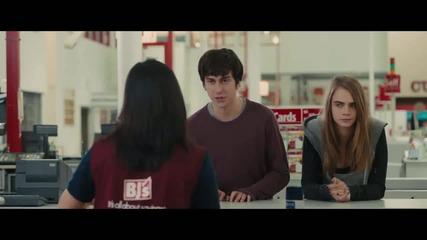 Хартиени градове Официален Трейлър 1 / Paper Towns Official Trailer 1 + Субтитри