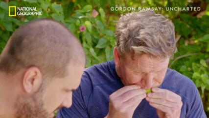 Местни съставки | сезон 3 | Гордън Рамзи: Кулинарният изследовател | National Geographic Bulgaria