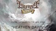 Lonewolf - Heathen Dawn Pre-listeningvia