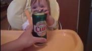 Бебе заклет Алкохолик
