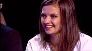 Ива Йорданова и Нора Чернева - X Factor (09.10.2014)