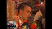 Иван Стоянов: Щастлив съм, че се разписах